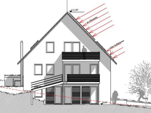 nachhaltiges planen technische zeichnung